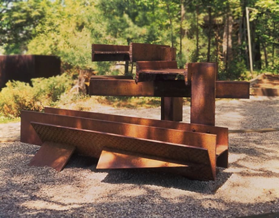 Canal by Anthony Caro
