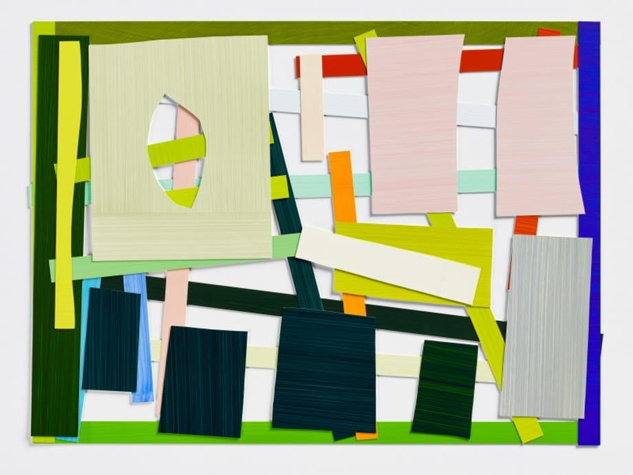 Gartenbild 3 Ed. by Imi Knoebel