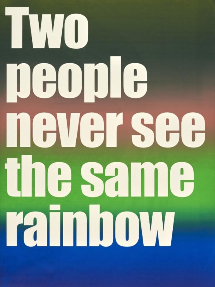 Rainbows... by Olaf Nicolai