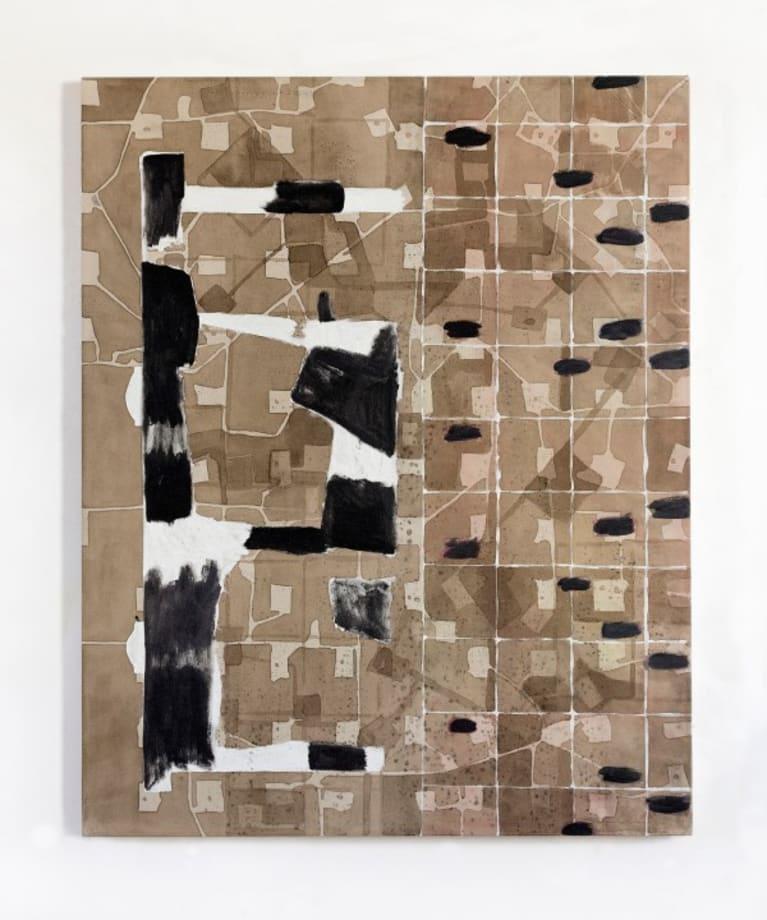 Hut Game Fabric by Padraig Timoney