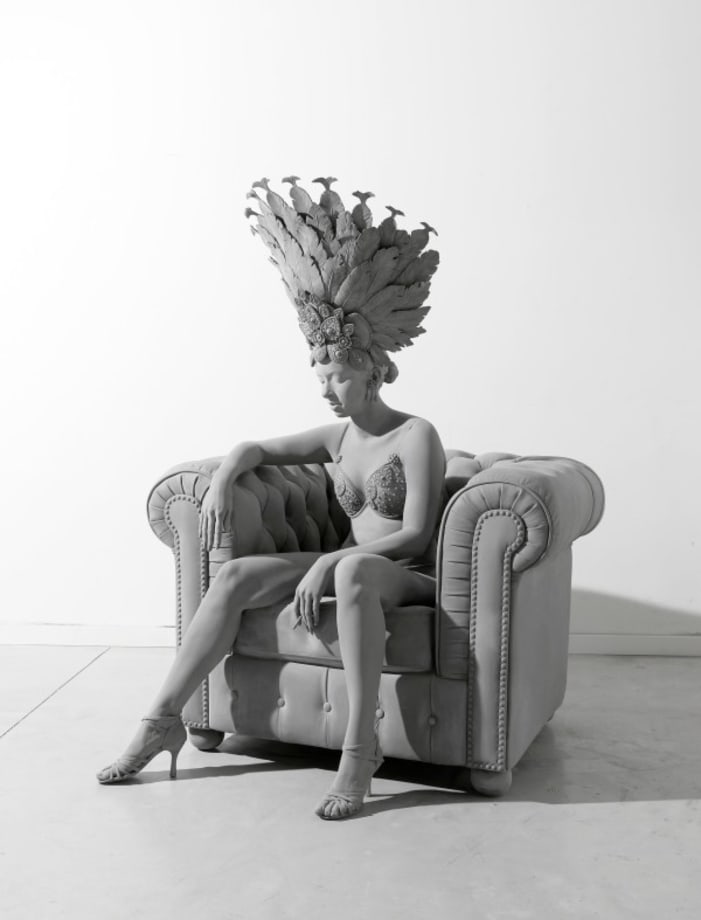 Dancer by Hans Op de Beeck