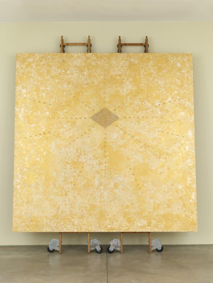 Providence Spirits (Gold) by Nari Ward