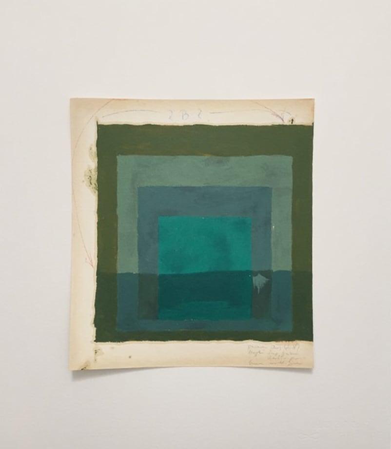 Homenagem (teste de cores J. Albers) IX by Mauro Piva