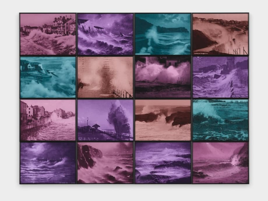 Rough Versions by Susan Hiller