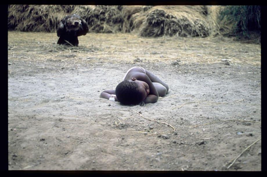 The Starving of Sudan 19 by Xu Zhen