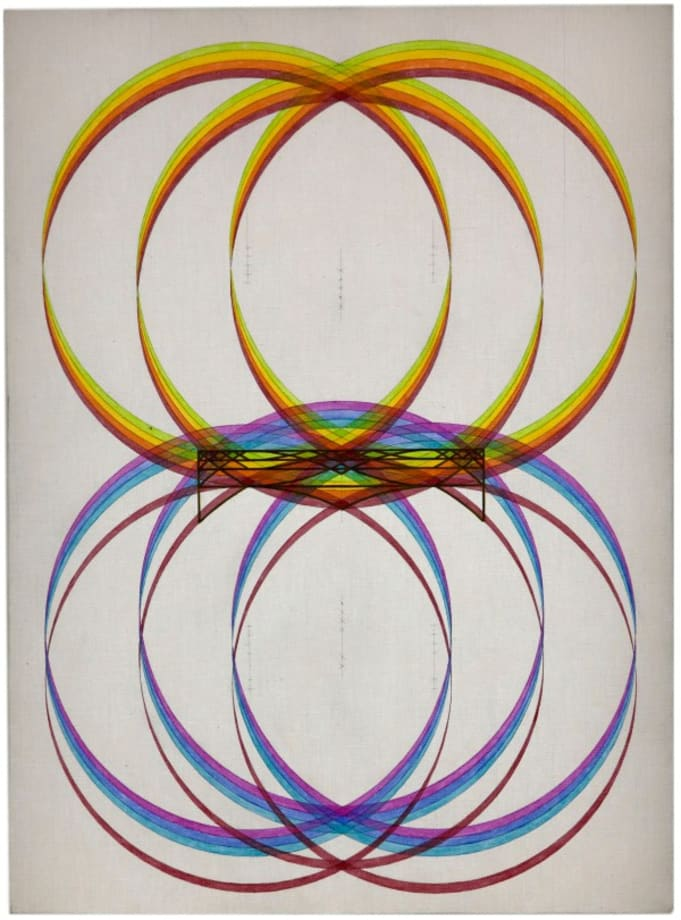 Circle Vibration The Big Bracket by Inga Svala Thorsdottir & Wu Shanzhuan