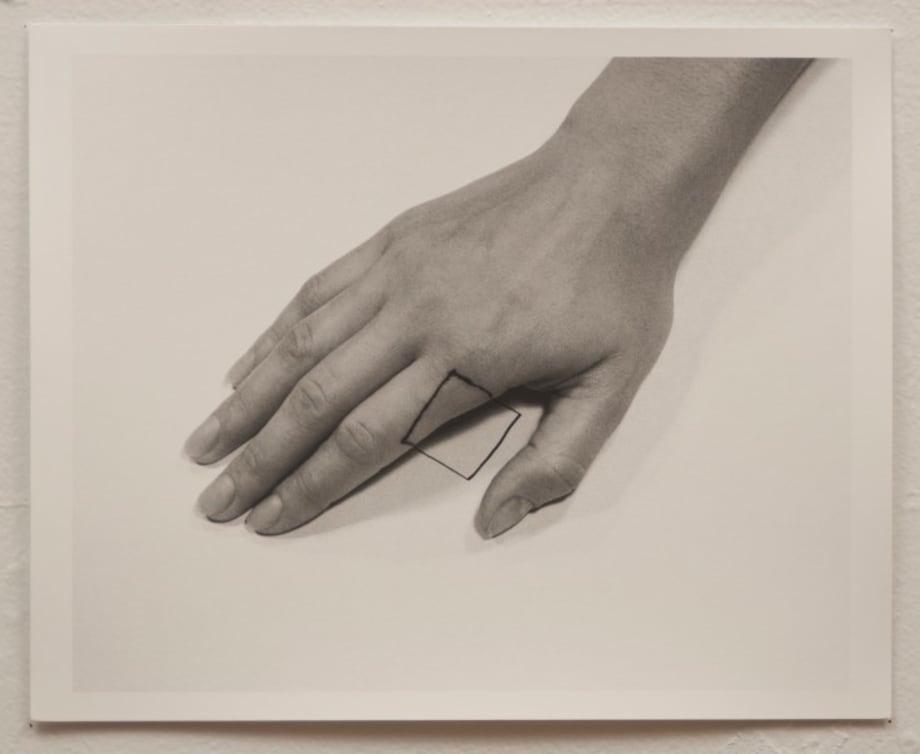 """The Square / El cuadrado II"" by Liliana Porter"