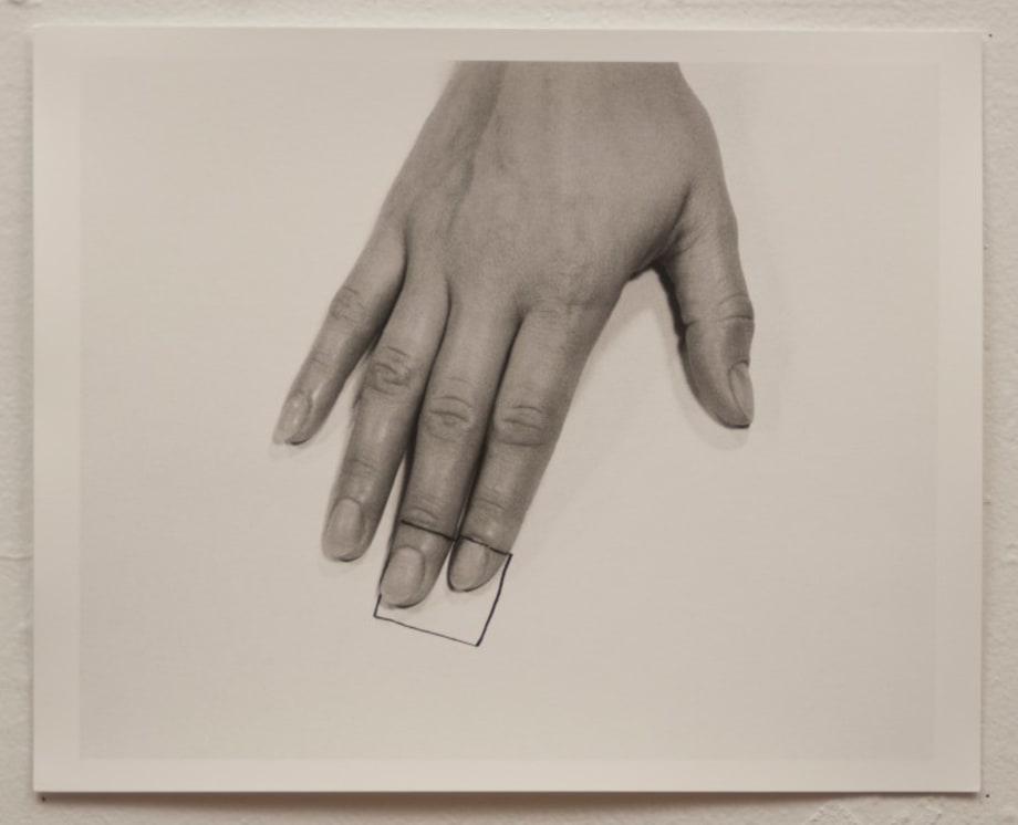 """""""The Square / El cuadrado III"""" by Liliana Porter"""