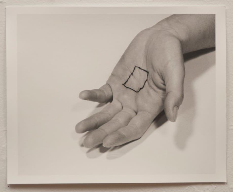 """""""The Square / El cuadrado V"""" by Liliana Porter"""