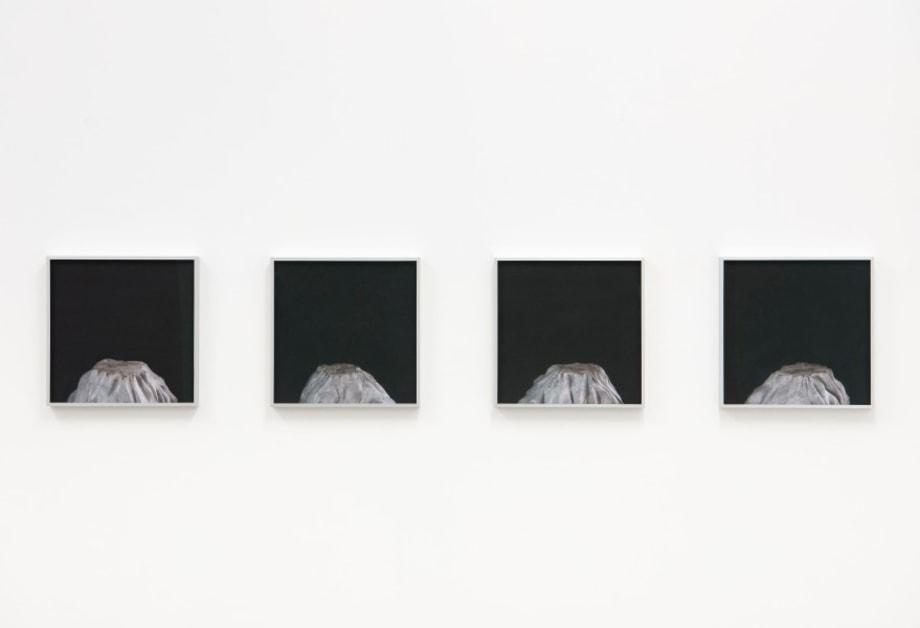 My Seventh Homage: La montaigne by Massimo Bartolini