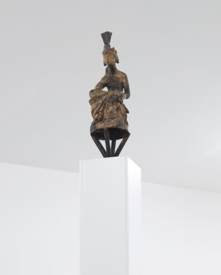 Pensive Bodhisattva by Massimo Bartolini