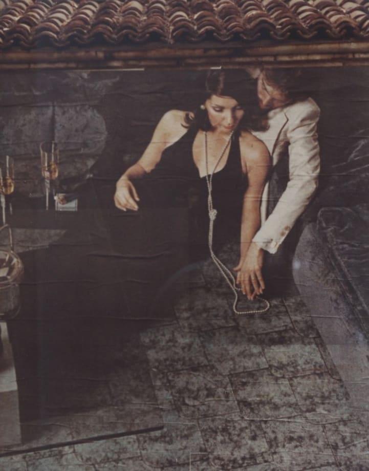 Reggio Emilia (Serie: Kodachrome) by Luigi Ghirri