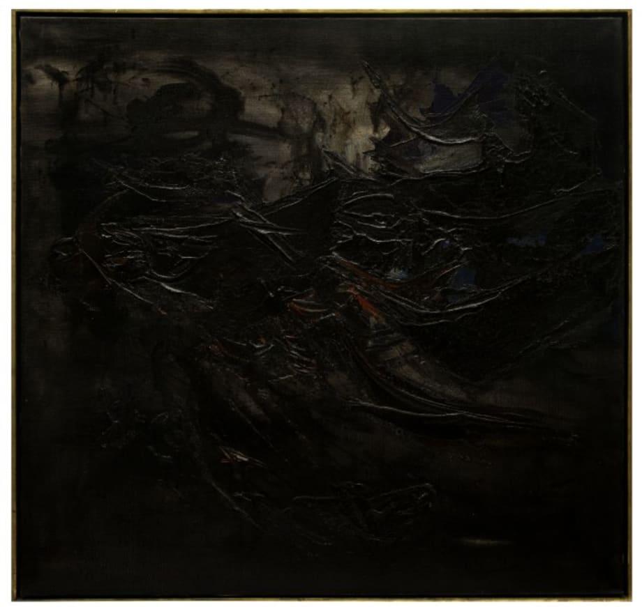 Painting Nº 41 by Kasuya Sakai