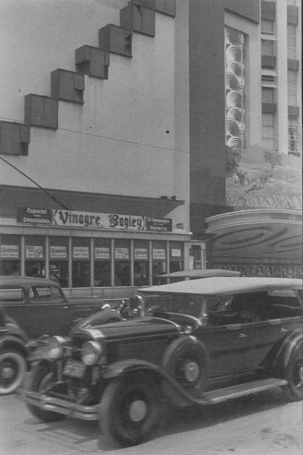 Corrientes Street, Opera Cinema by Horacio Coppola