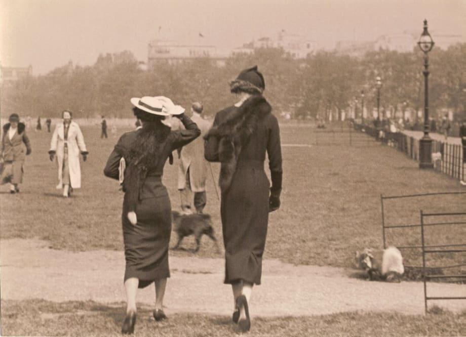 London, 1934 by Horacio Coppola