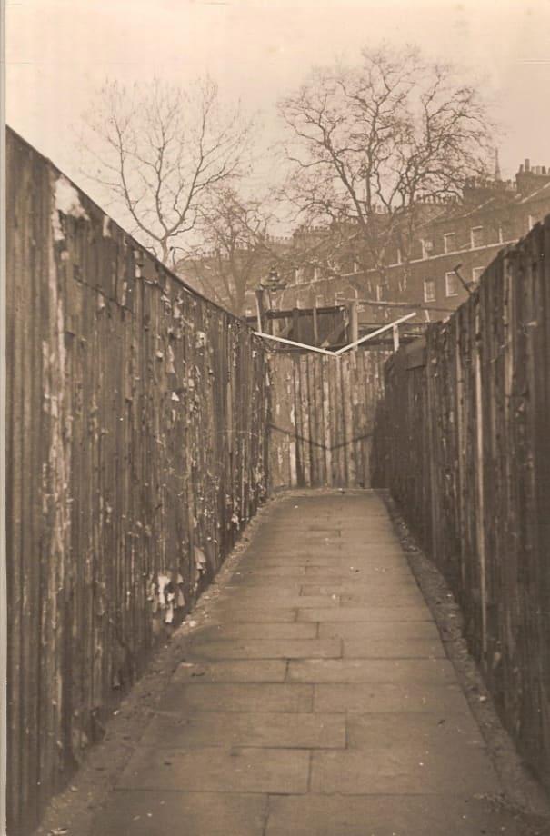 London by Horacio Coppola