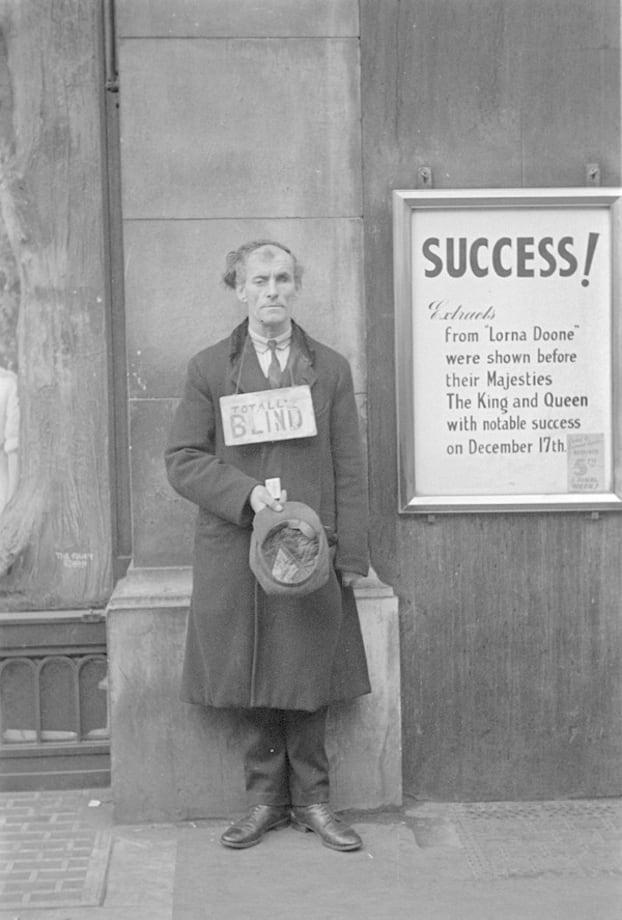 Success, London by Horacio Coppola