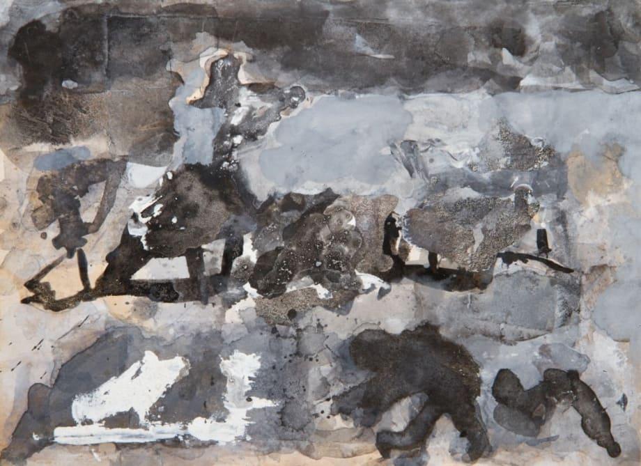 Untitled, Series Chatarras by Washington Barcala