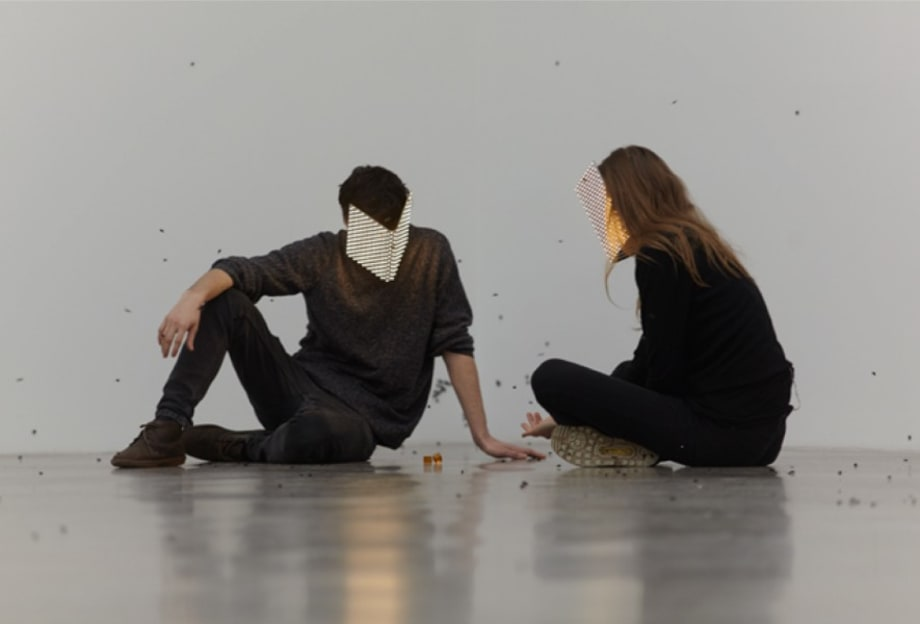 Mating by Pierre Huyghe