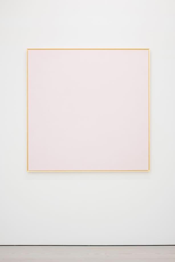 Il colore e l'oro, alba rosata by Ettore Spalletti