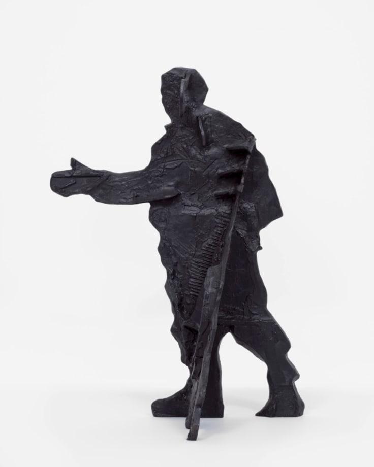 Shadow Figure I by William Kentridge