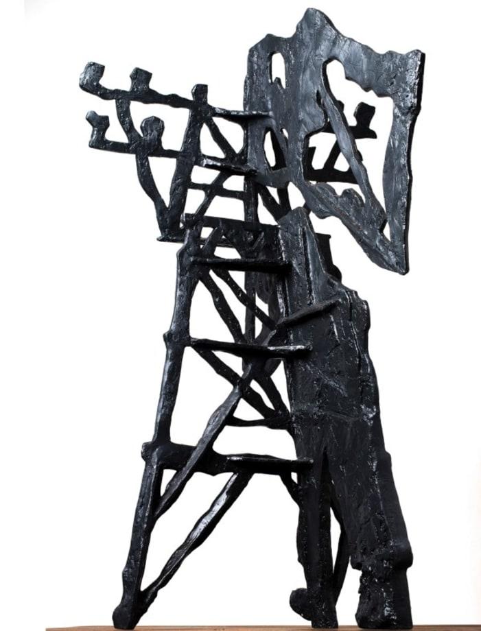 Shadow Figure IV by William Kentridge