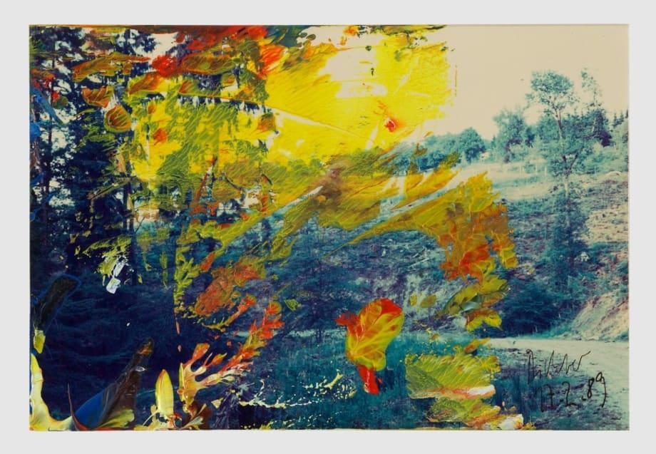Untitled (17.2.89) by Gerhard Richter
