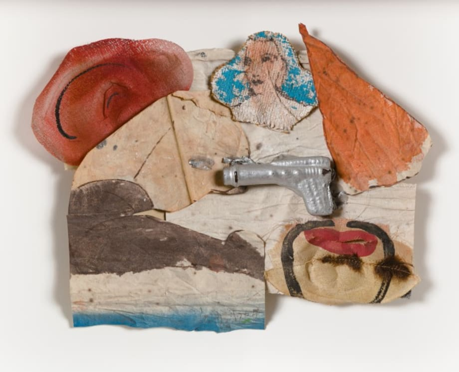 Souvenir of Venice, California by Claes Oldenburg