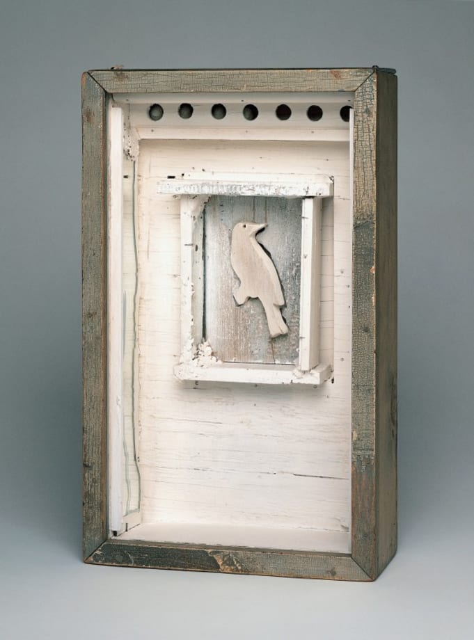 Untitled (Weather Prophet) by Joseph Cornell