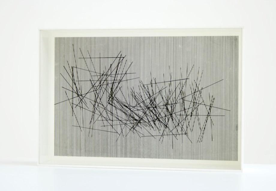 Vibrations by Jesús Rafael Soto