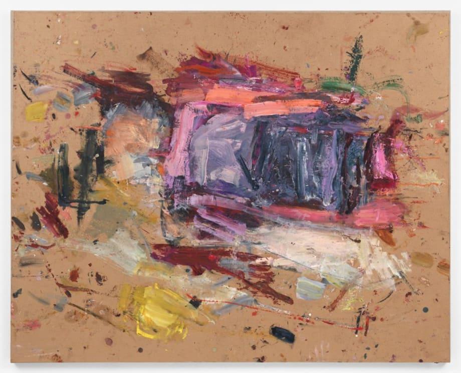 Untitled by Martha Jungwirth