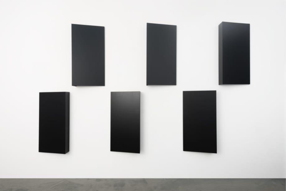 Series B Relief by Charlotte Posenenske