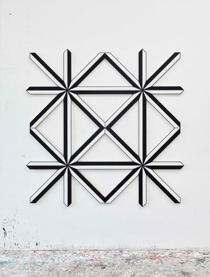 Multi Exposure by Philippe Decrauzat