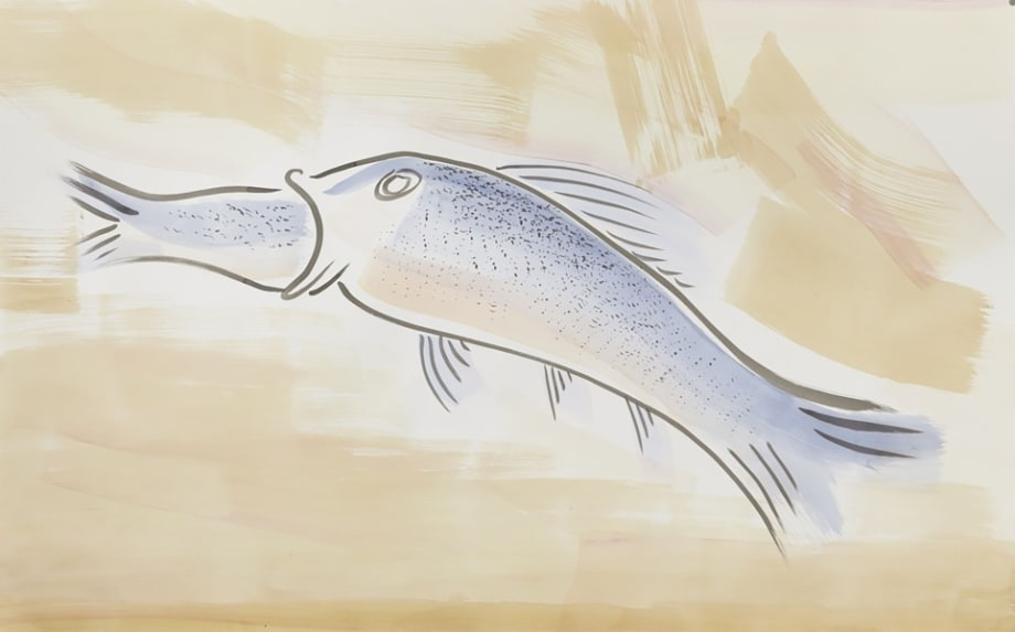 Big Fish Small Fish by Camille Henrot