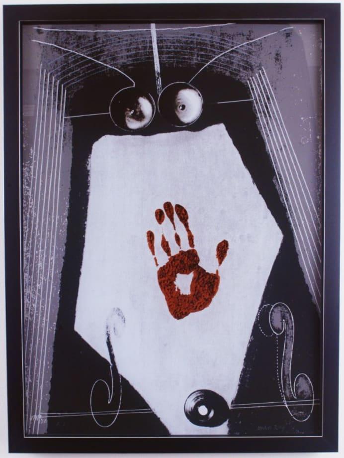 Autoportrait by Man Ray