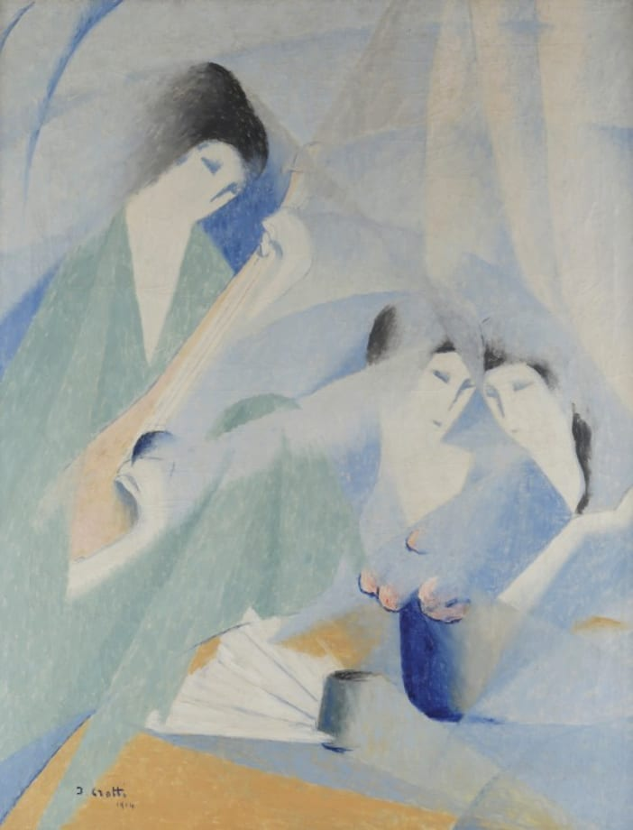 Women's Concert by Jean Crotti