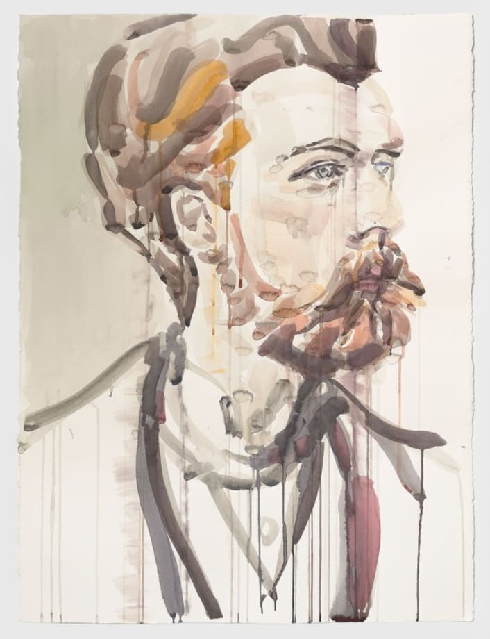 JSS John Singer Sargent by Elizabeth Peyton