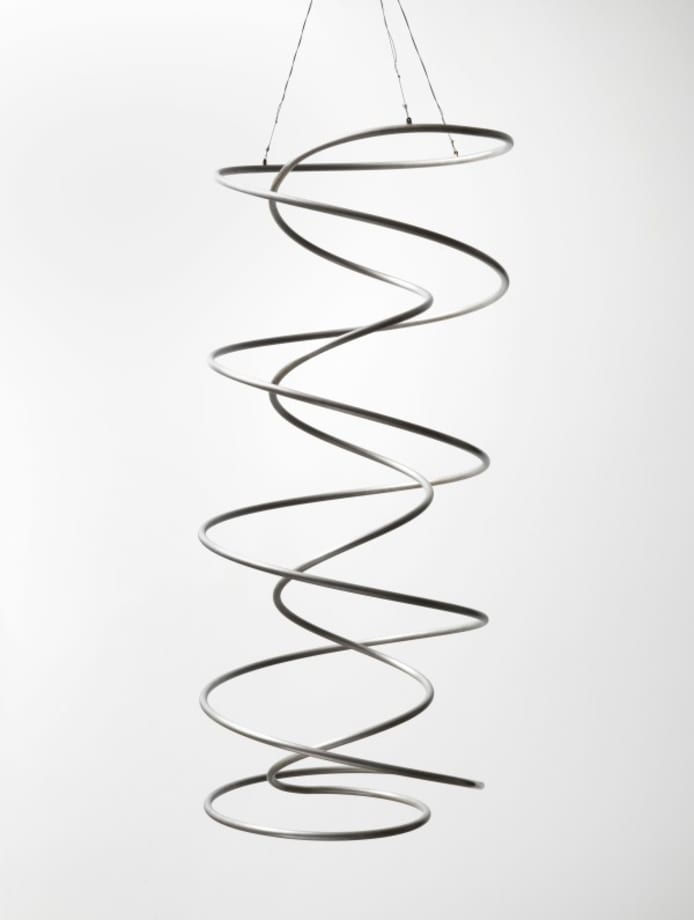 Double spiral by Olafur Eliasson