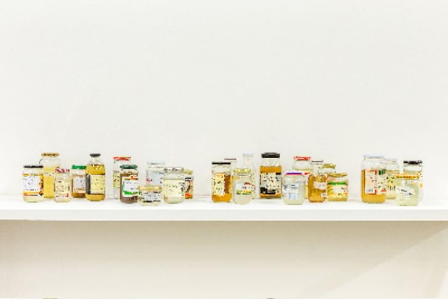 Untitled (Essences) by Kirsten Pieroth
