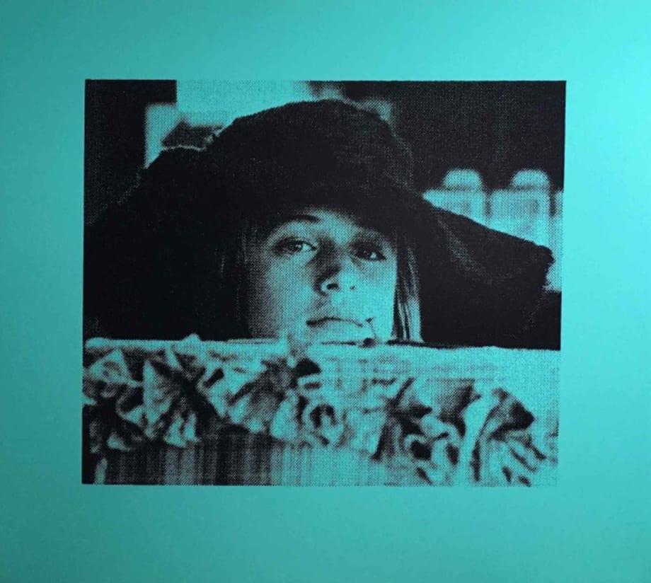 Floppy hat by Steven Shearer