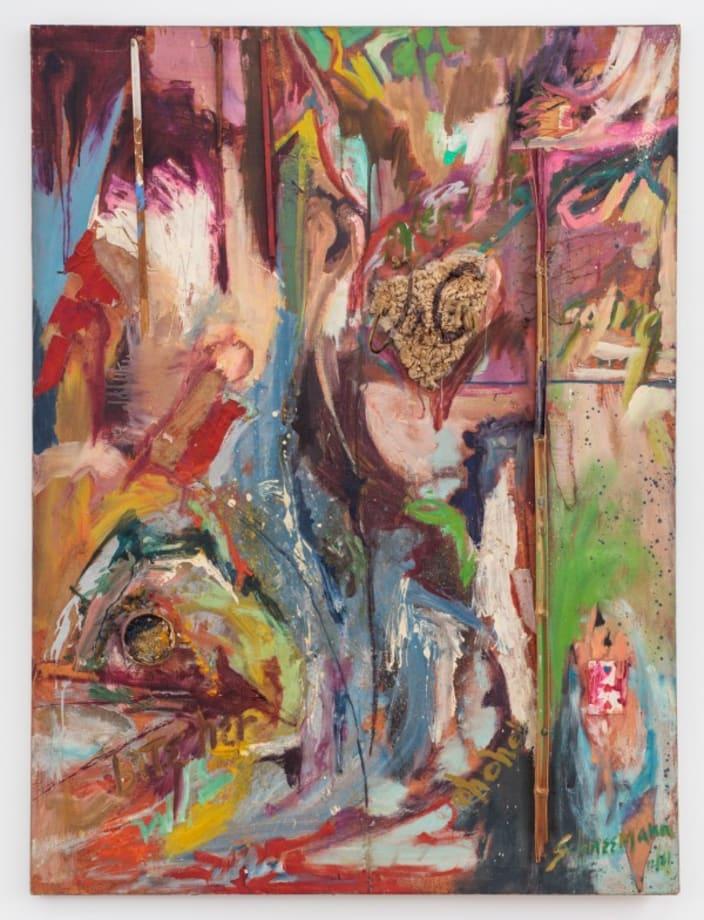 J & C by Carolee Schneemann