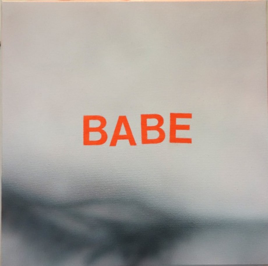 Babe #3 by Betty Tompkins