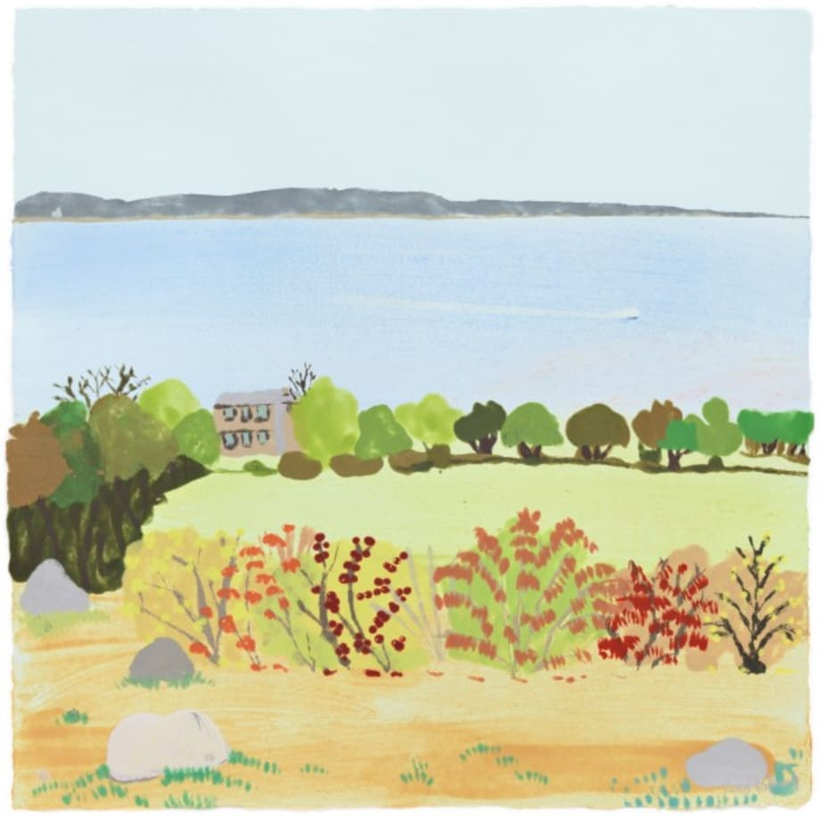 Atlantic Prairie by Daniel Heidkamp