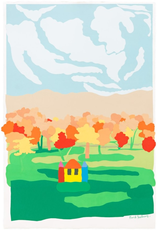 Autumn Assemblage by Daniel Heidkamp