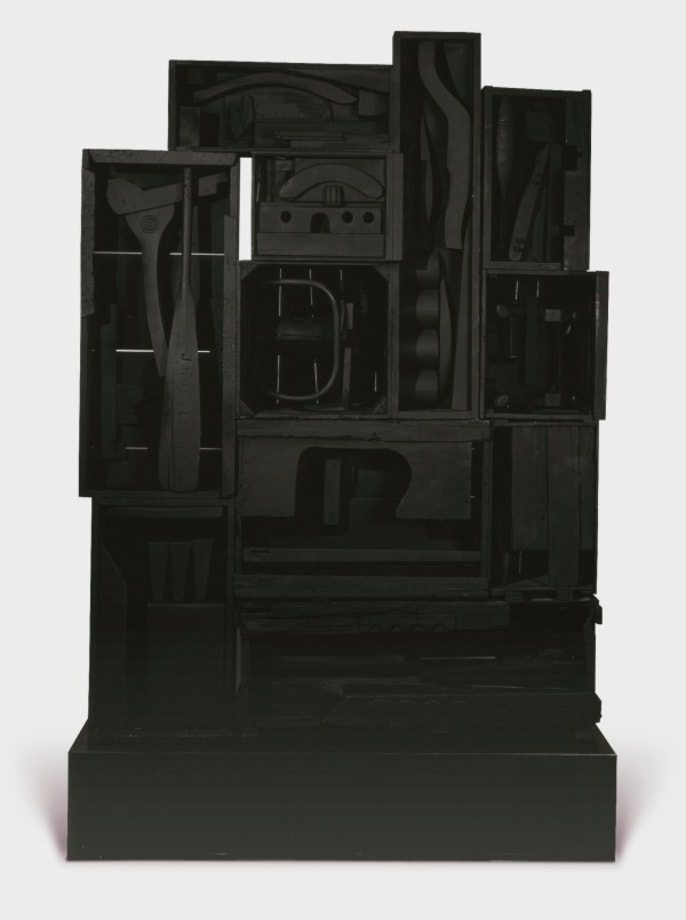 Sky City I by Louise Nevelson