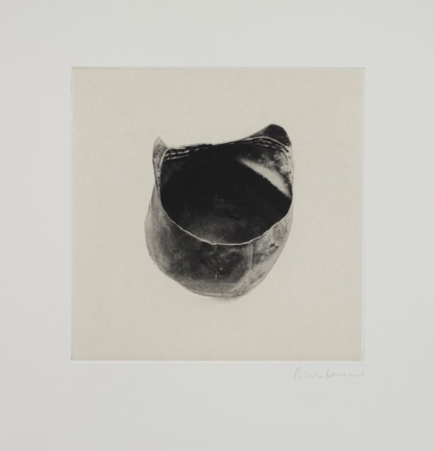 03 from 12 objects, 12 etchings by Rachel Whiteread
