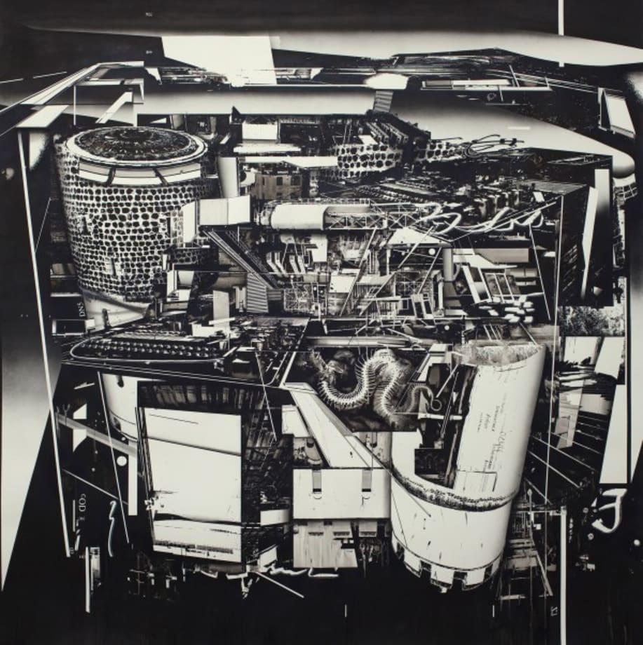 Ghost Canvas by Hiroki Tsukuda