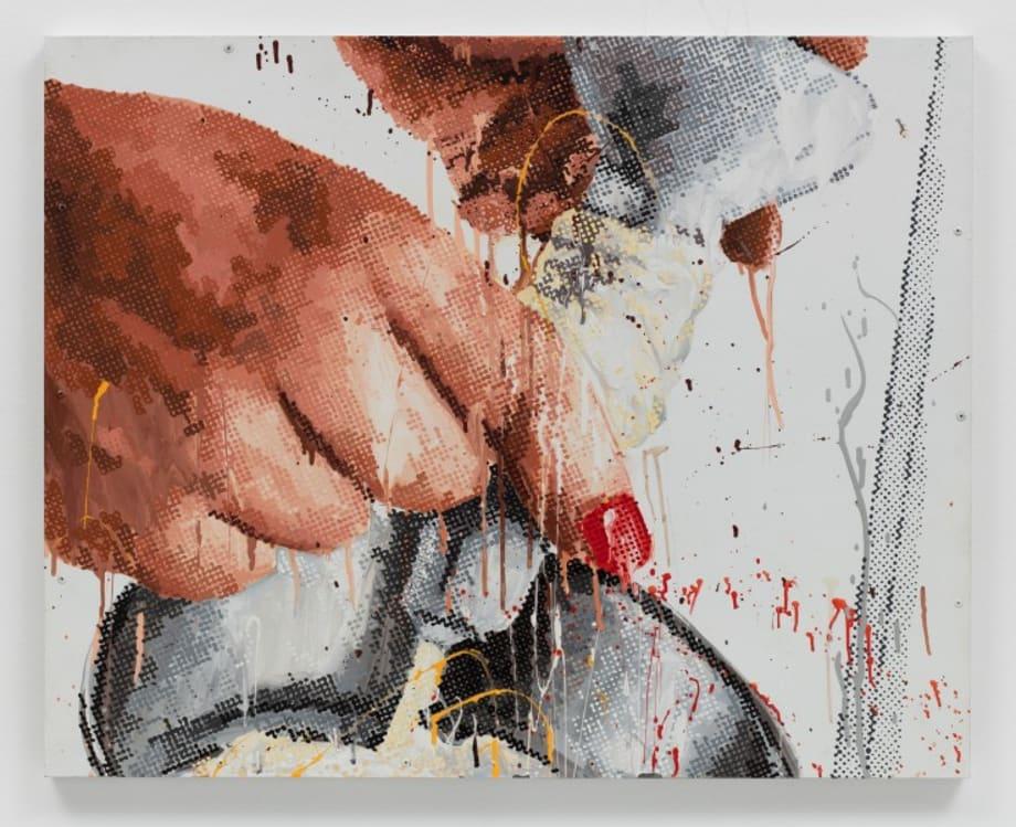 Food Porn #51 by Marilyn Minter