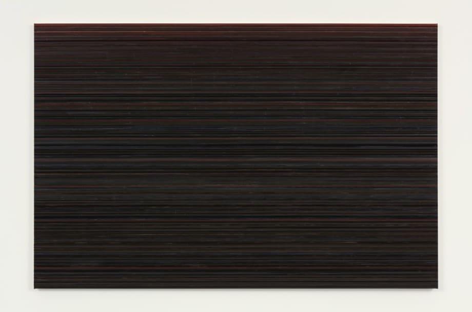 Untitled (stripes) by Toba Khedoori