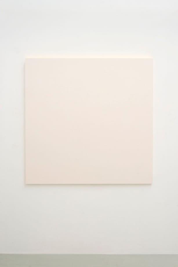 La luce e il colore, rosa tenue by Ettore Spalletti